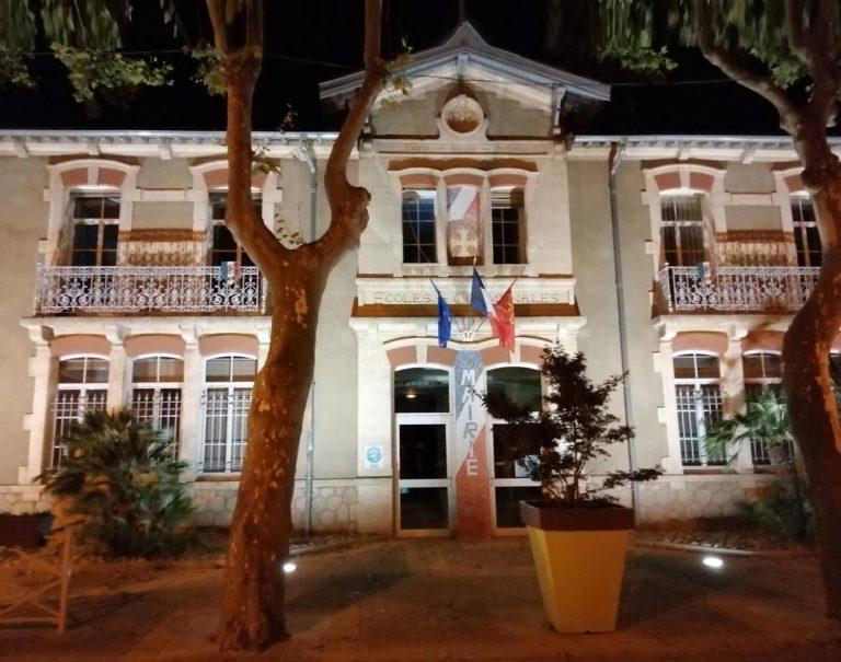 Mairie de nuit Cers