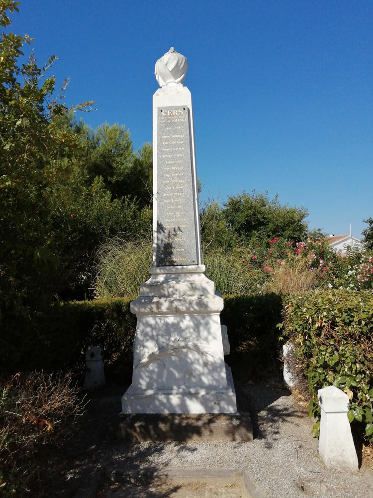 Monument au morts Cers
