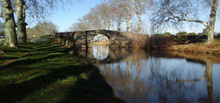 Pont de Caylus Cers