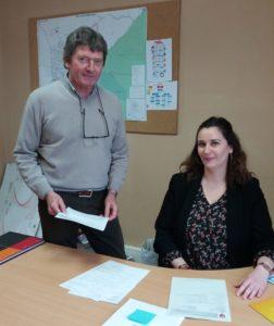Une nouvelle Directrice Générale des Services : Mathide DOREL