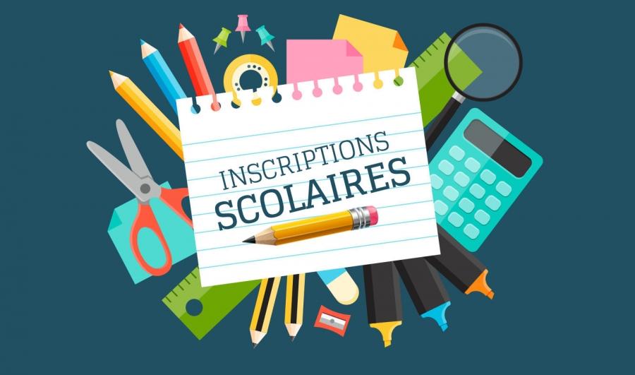 Inscriptions rentrée scolaire 2021 – 2022