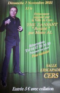 Thé dansant : le 7 novembre à l'Escapade